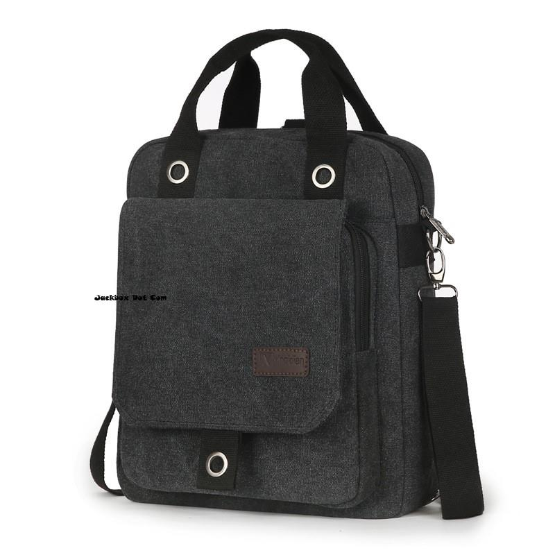 2 Style Canvas Bag Ipad Tablet Messe (end 9/22/2018 5:15 PM)