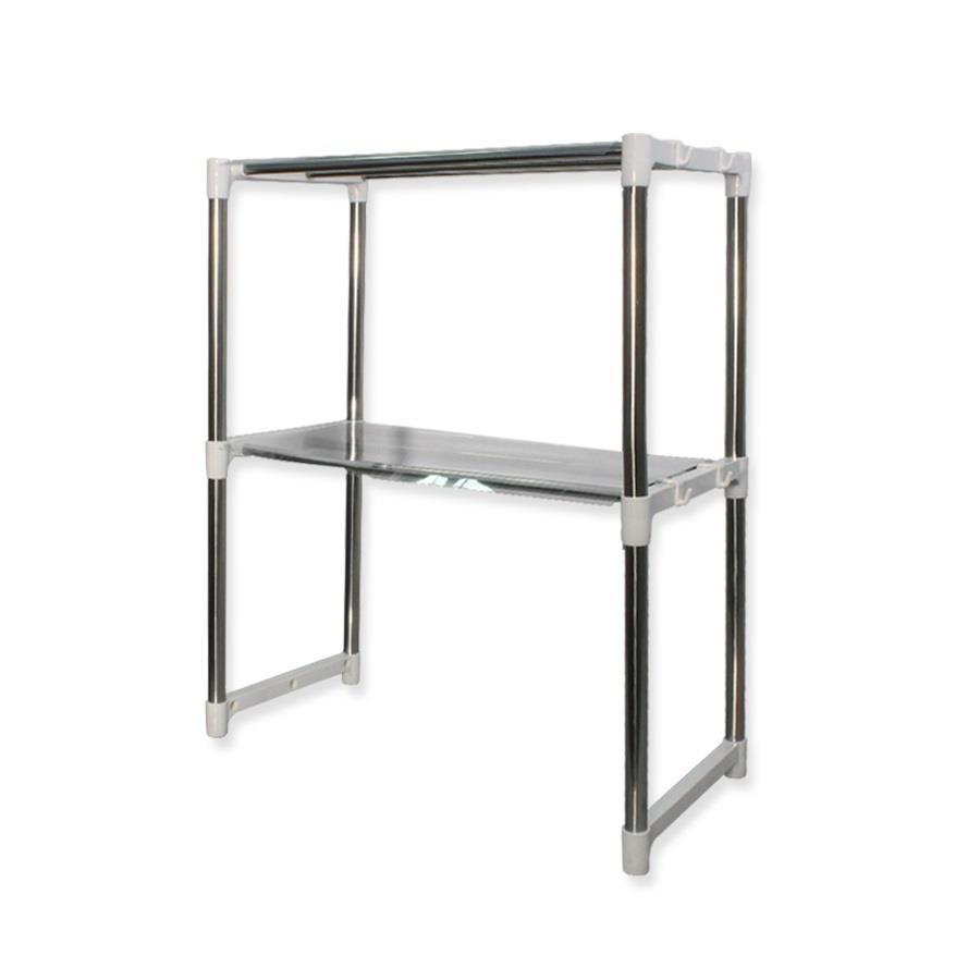 Kitchen Racks Stainless Steel 2 Tier Stainless Steel Rack Microwa End 8 5 2018 525 Pm