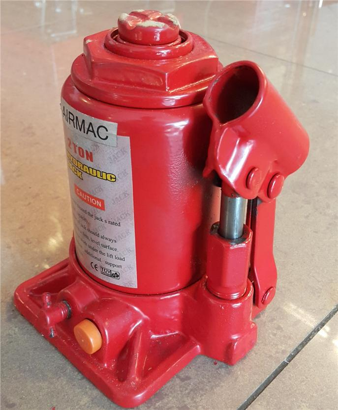 2 Ton 2-Stage Hydraulic Bottle Jack ID445984