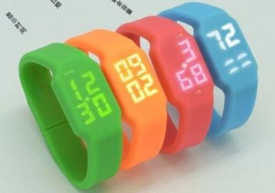 2012 NEW Unique 8GB USB DRIVE with LED WATCH / SPORT WATCH