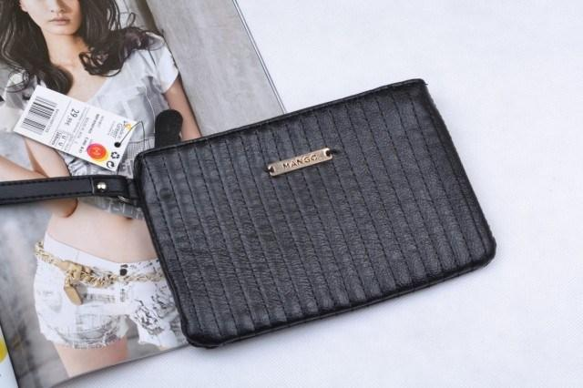 NEW 2014 Mango  women Small Clever Clutch
