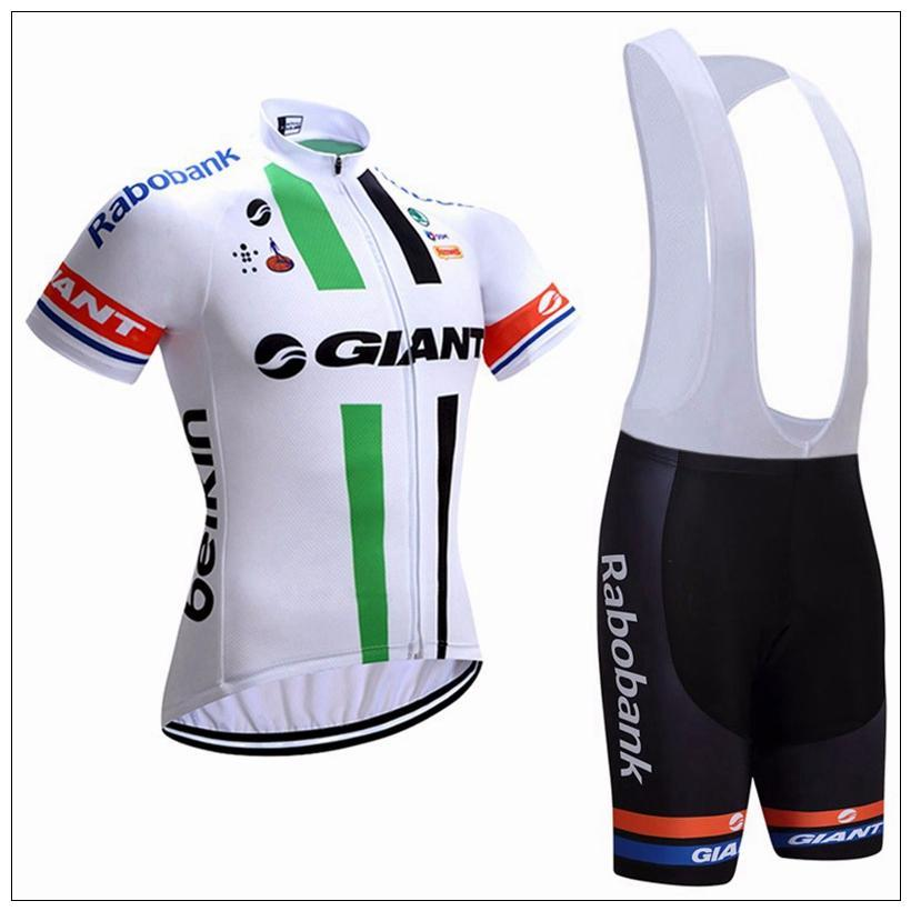 2017 Short Sleeve Cycling Jersey & Short BIB Pants Set (HSB060)