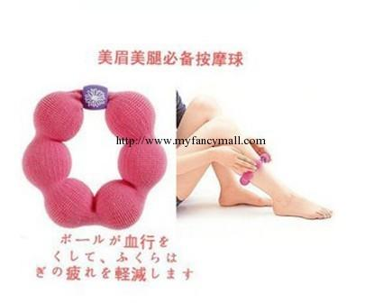 2205 Japan the PRETTY six beads legs essential massage ball