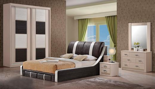 2339 (M5380) Divan Queen Bedroom Set