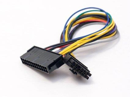 24Pin to 14Pin ATX PSU Main Power Adapter Cable for IBM/Lenovo