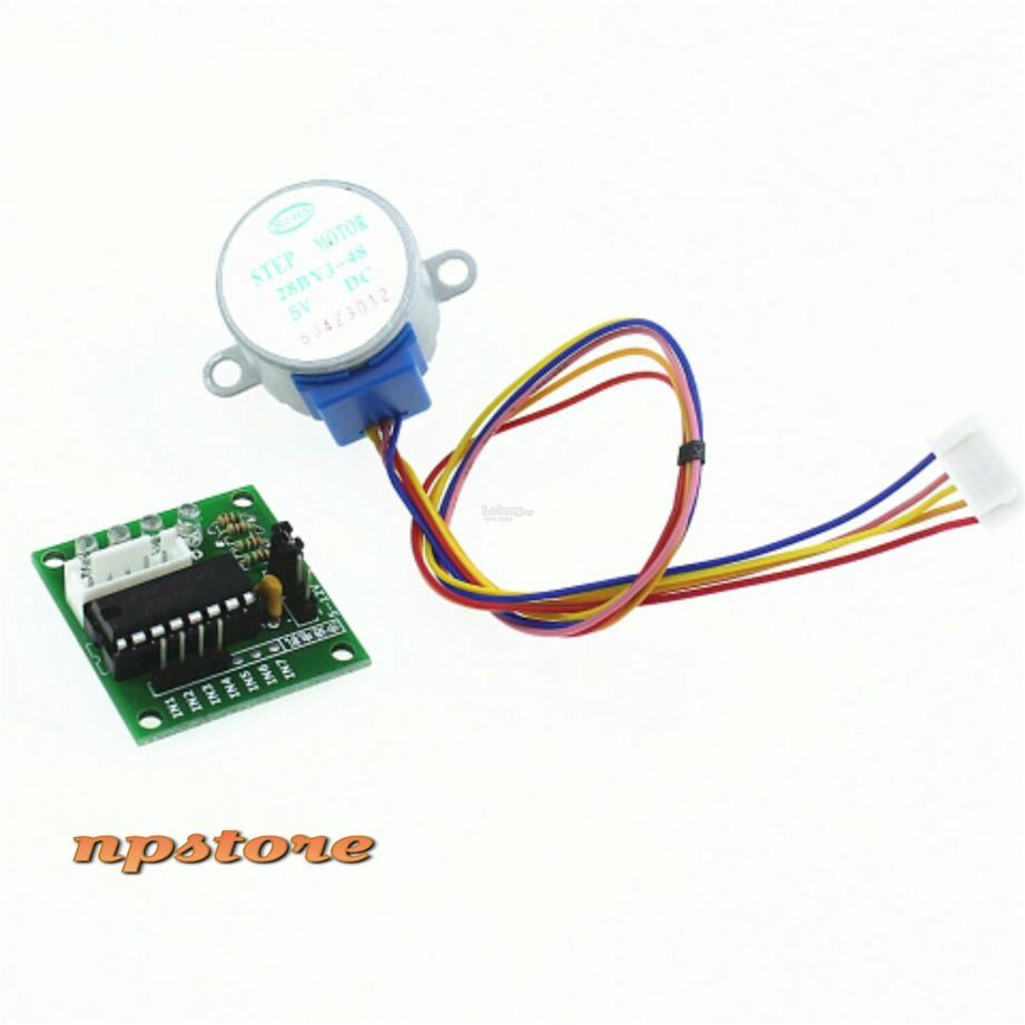 Stepper Motors For Arduino - Robomart India