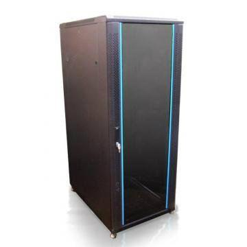 28U Rack Mount Server Rack Glass Door