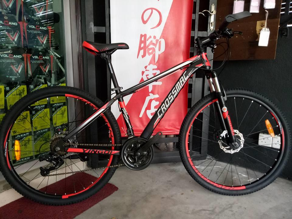 "29"" crossmac yingqi 24speed mtb bike (alloy)"