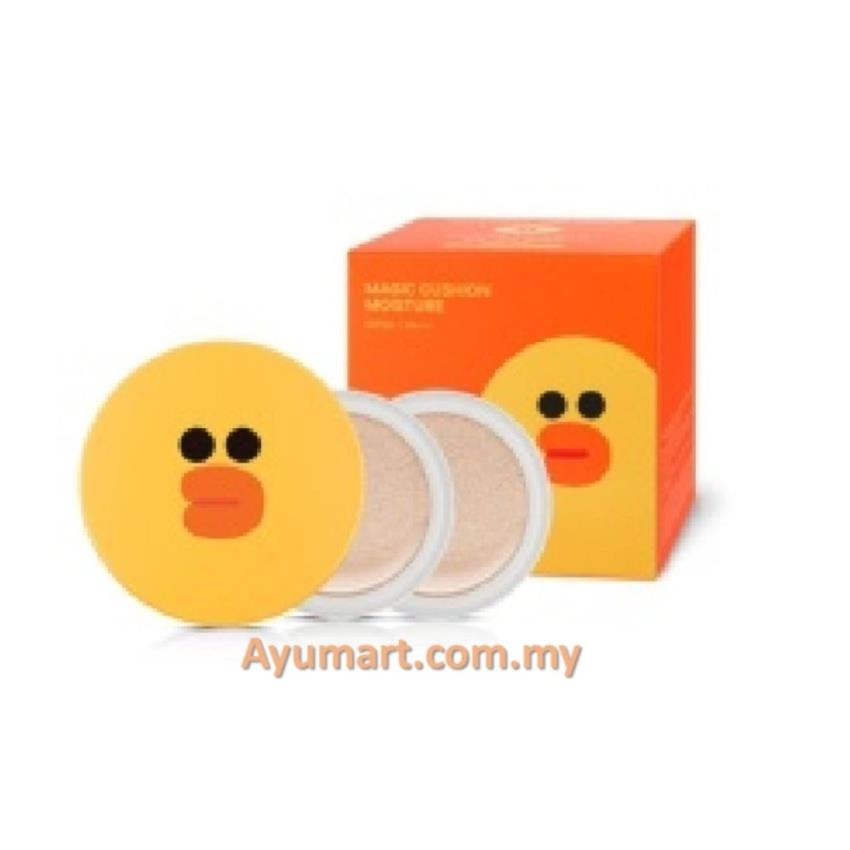 2unit X [Line Friends Edition] Missha M Magic Cushion Moisture Special