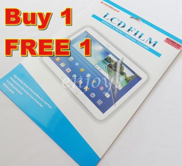 2x DIAMOND Clear LCD Screen Protector Samsung Galaxy Note 8.0 N5100