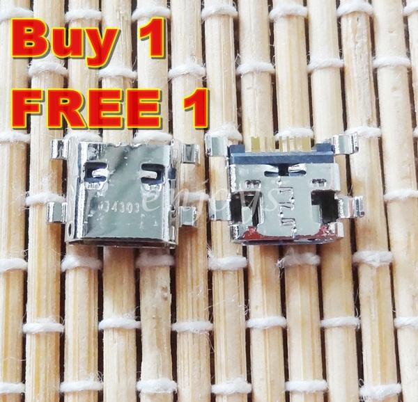 2x ORI Charging Connector Port Pin Samsung Trend /S Dous S7562 S7560
