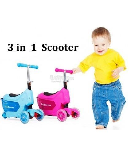 3 in 1 Scooter