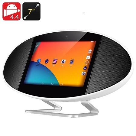 3 in 1 Tablet PC+Bluetooth Speaker+Android TV Box (TP-10A)▼