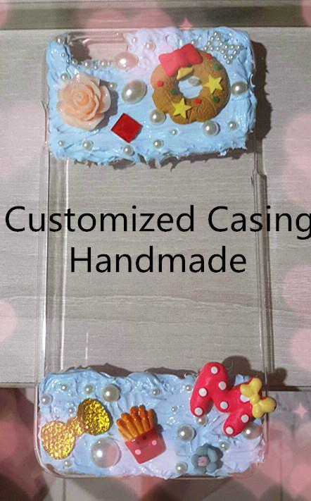 3.HANDMADE PHONE CASING FOR ALL MODEL (IPHONE/VIVO/OPPO/LENOVO/HUAWEI)