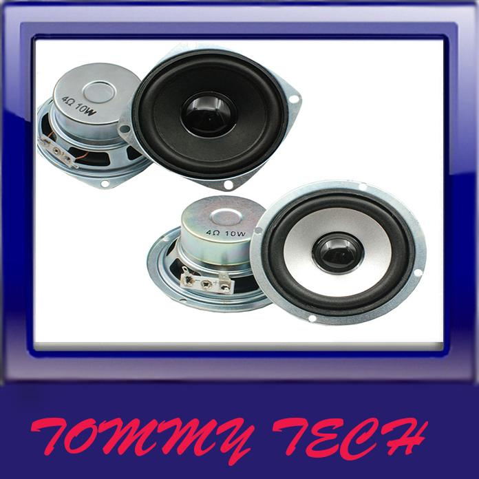 3-inch full-range speaker HIFI high-fidelity speakers magnetically