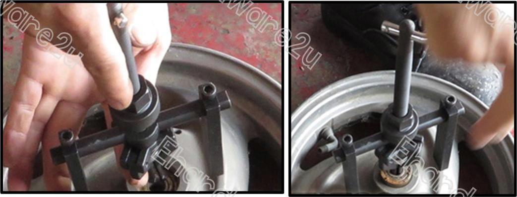 Jaw Puller Malaysia : Jaw pilot inner bearing puller end pm