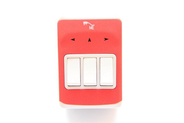 3-WAY Switch Universal Multi-Adaptor Plug