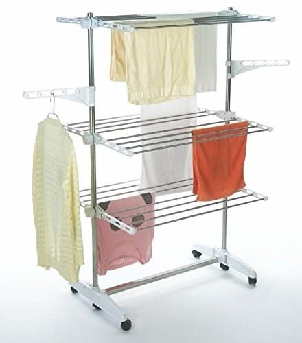 3 Tier Foldable Laundry Drying Rack