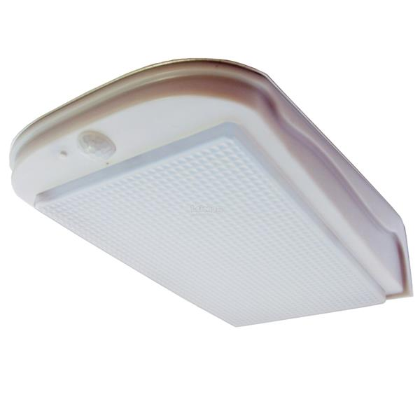 3 Watt Wall Mounted Motion Sensor Solar Light Security Lamp