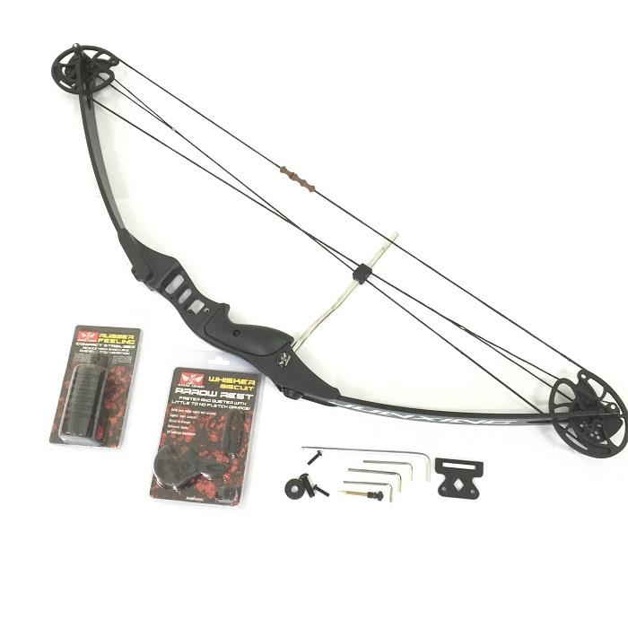 30LBS 10 arrows Right Handed Youth Compound Bow Archery Set