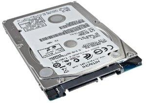 320GB SATA 2.5'' 7200rpm NOTEBOOK HARD DISK - MIXED BRAND