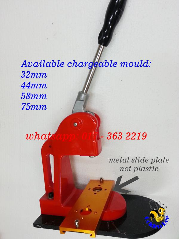 32mm Alluminium mould