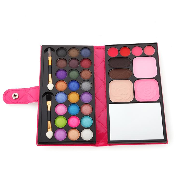 33 Colors Makeup Palette Set Eyeshadow Lip Gloss Powder