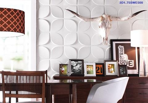 3D Wall panels , Sweeps Design (12pc-Pack)