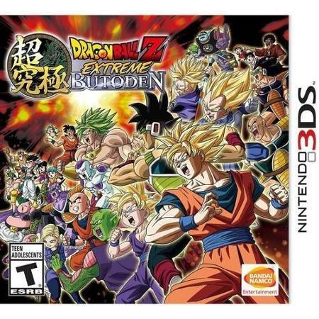 3DS DRAGONBALL Z EXTREME BUTODEN (US)