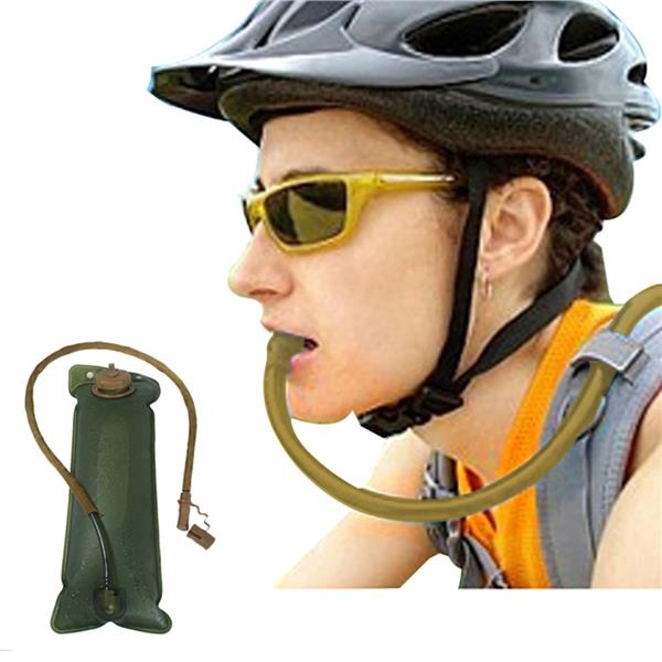 3L WATER BLADDER TRANSPARENT TPU BICYCLE HYDRATION SYSTEM BAG
