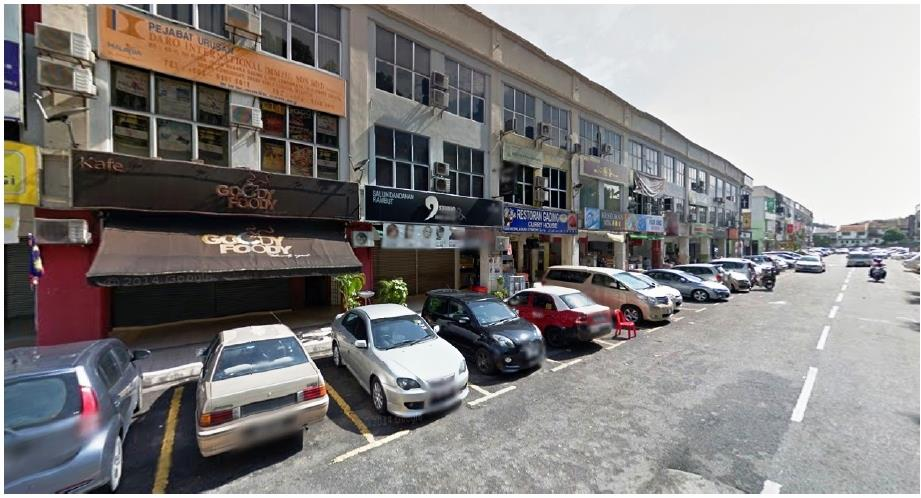 3sty Corner Shop Office for sale, Medan Connaught,Tmn Connaught,Cheras