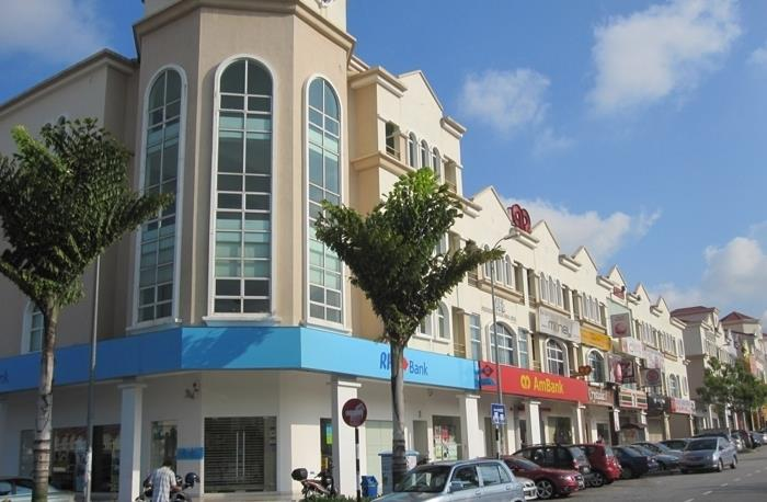 3sty Shop Office for sale, Dataran Sunway, Tenanted, Kota Damansara