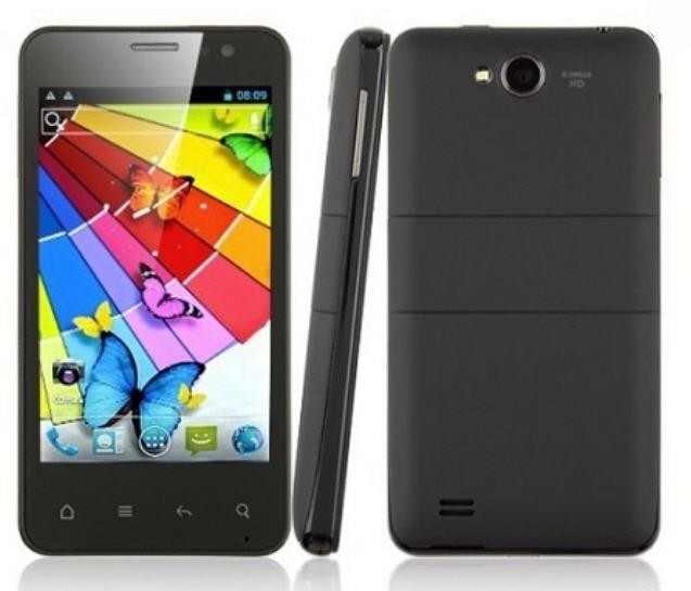 4.0 inch MTK6575 Android 4.0 Smart Phone (WP-X2) !