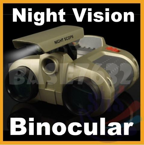 40 x 30mm Night Vision Scope Binocular Telescope (Beige)