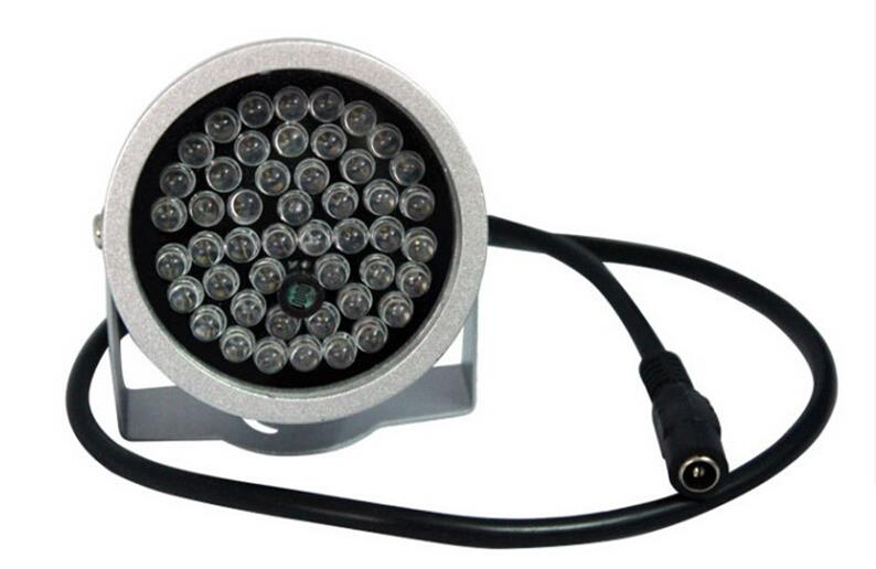 48 LED Illuminator IR CCTV Infrared Vision Camera leds Indoor Outdoor