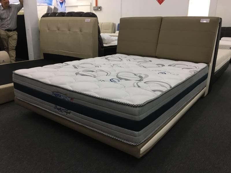 5' Queen Aerofoam THERAPEDIC BEAUTY COMFORT Spring Mattress | Tilam