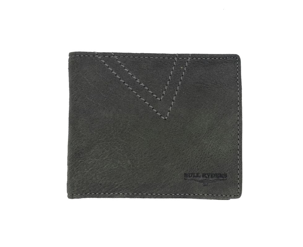 [50% Off] Bull Ryders Man Wallet BWBX-938AC (Grey)