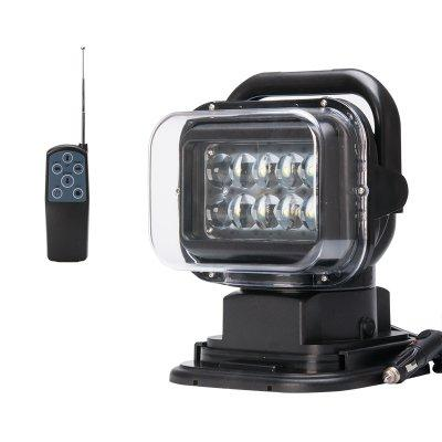 50W Led Searchlight With Controler 6500LM
