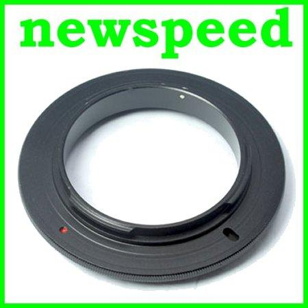 New 58mm Macro Reverse Lens Adapter Ring For CANON DSLR Camera