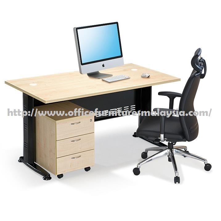 5ft Office Executive Writing Table OFMQ1570 SET selangor ampang cheras