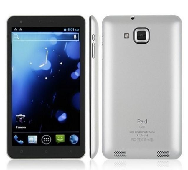 6.0' MTK6577 Android 4.0 Smart Phone Mini Pad (WP-i9877) !