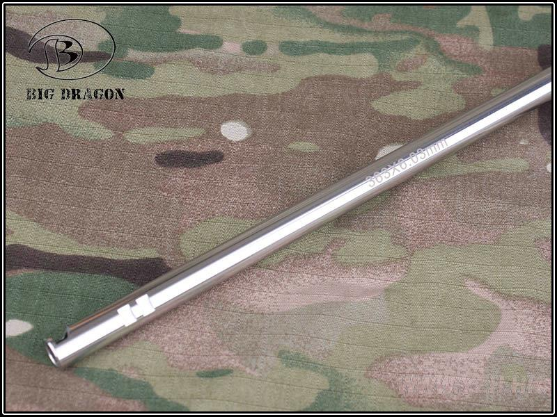6.03 STEEL INNER BARREL FOR M4A1 363MM