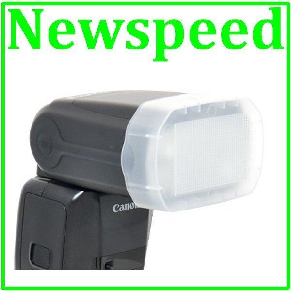 New 600 EX Speedlite Flash Diffuser for Canon 600EX-RT Flash Light