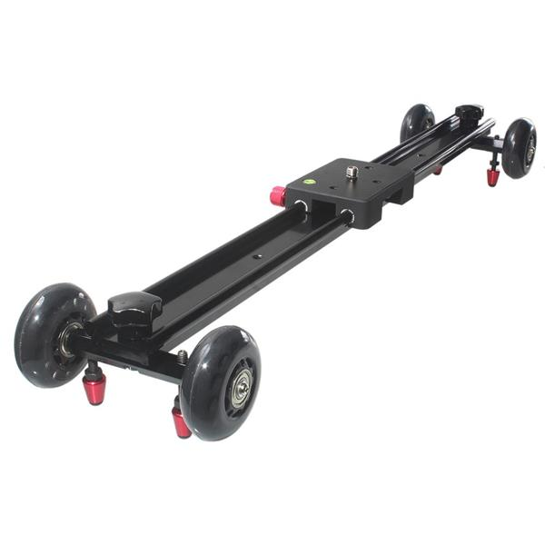 "60cm / 24"" Video Track Dolly Sliding-pad Slider"