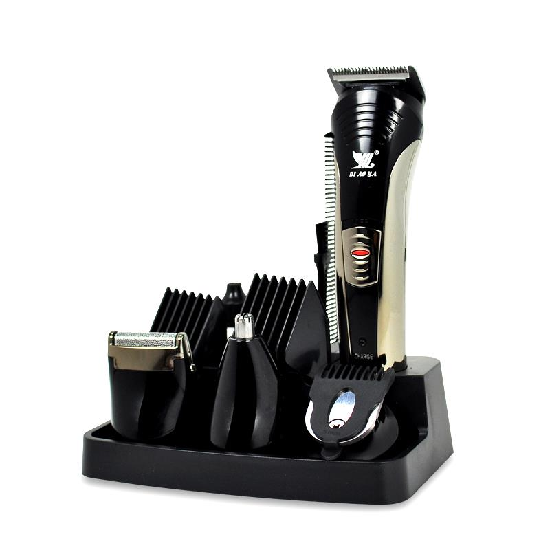 7 in 1 Electric Rechargeable Facial & Body Precision Grooming System