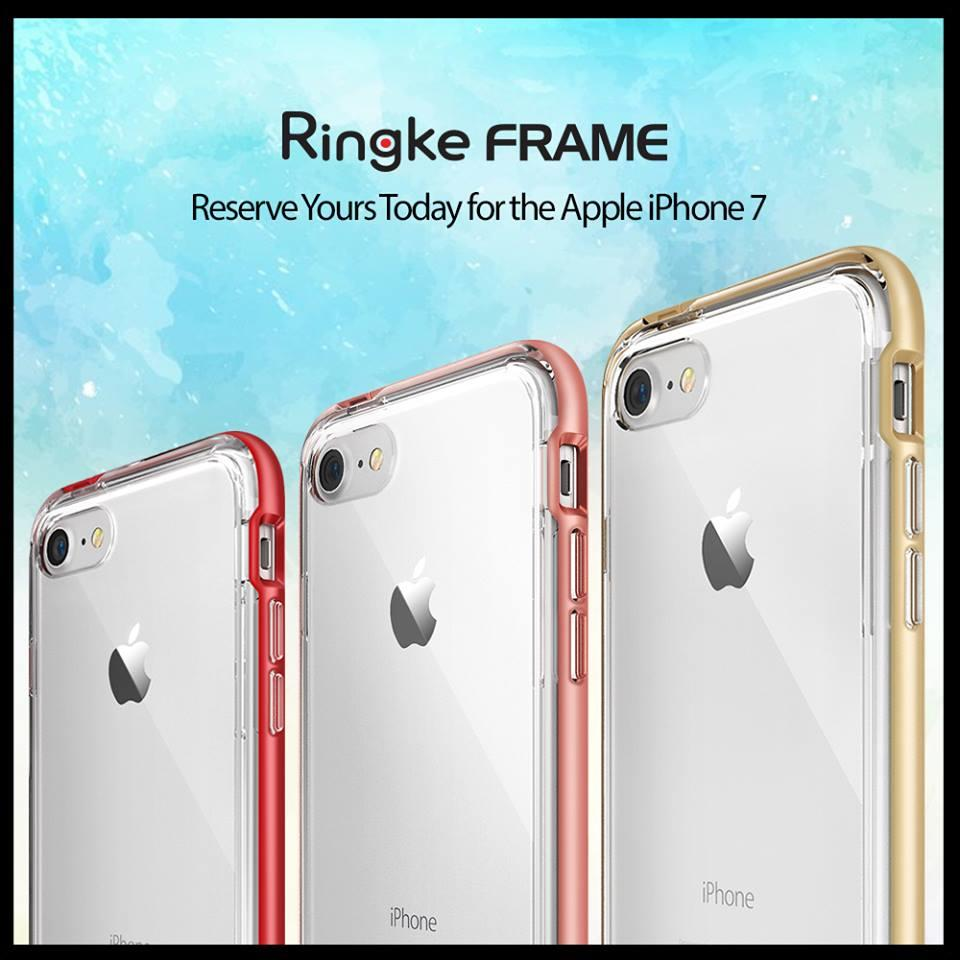 [7/7Plus] Ori Rearth Ringke Frame Case for iPhone 7 / 7 Plus