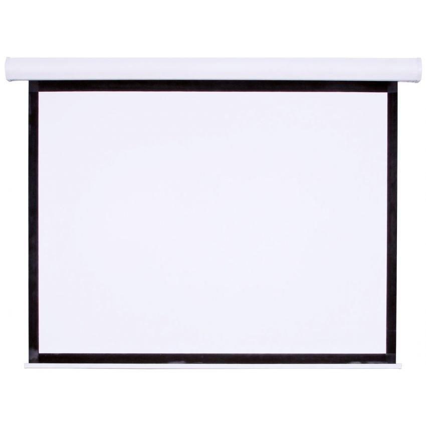 7 X 7 FEET PROJECTOR MANUAL WALL SCREEN