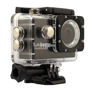 720P HD Waterproof Action Camera (Free Shipping)