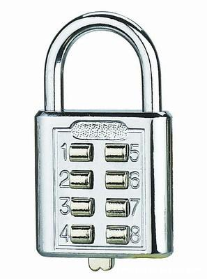 8 Digit Theft Padlock