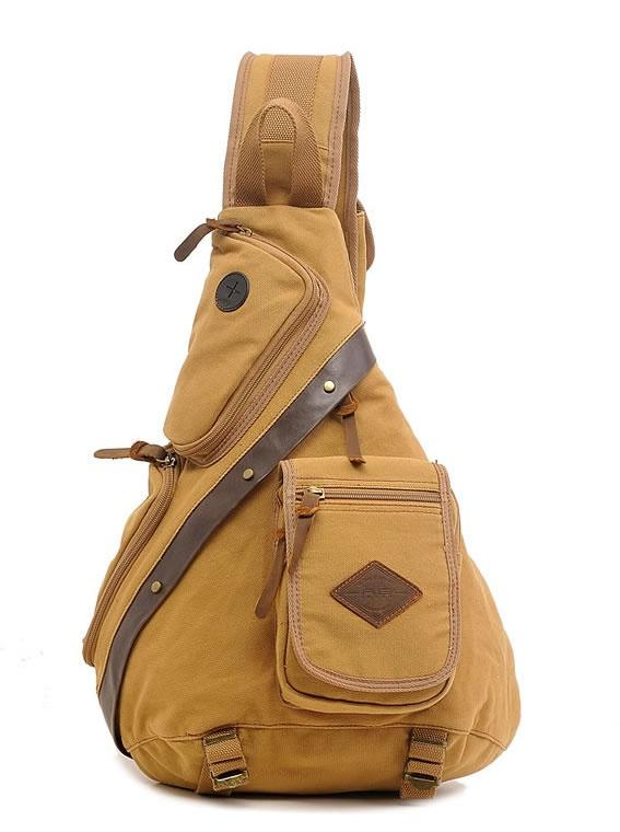 8171-Khaki  Handbag, Backpack, Laptop Notebook iPhone Tablet Beg